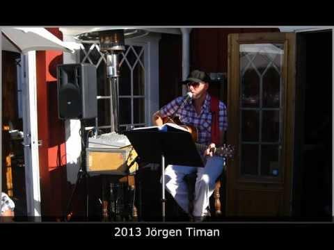 Trubadur i Stockholm - Under ytan - Jörgen Timan