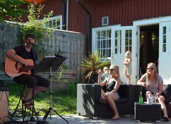 Trubadur i Stockholm Musik